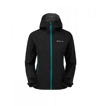 Montane - Fem Atomic Jacket (Black)