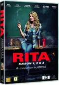 Rita, TV Serie, Hjørdis, DVD Film, Movie