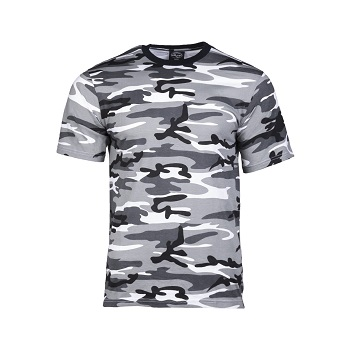 Mil-tec - Camo T-shirt (Urban)