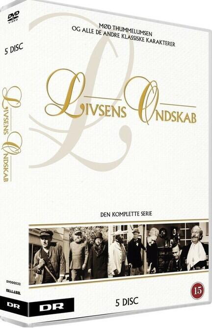 Livsens Ondskab, Tv Serie, DVD