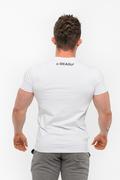Stony sportswear, Deadlift, T-shirts Heavy Hvid 2