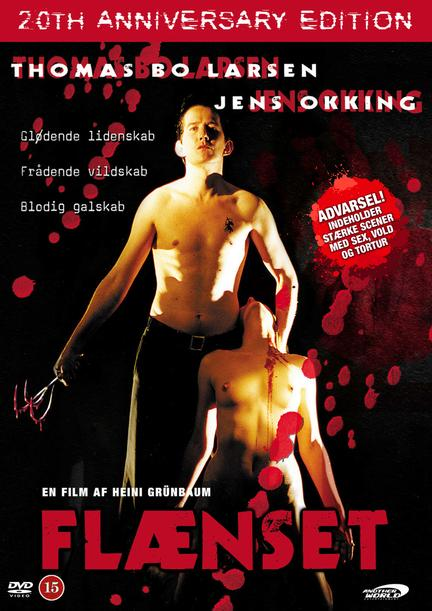 Flænset, DVD Film, Movie,