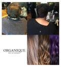 klip farve highlights og en helt ny frizure