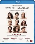 Nymphomaniac, Bluray, Movie, Lars Von Trier