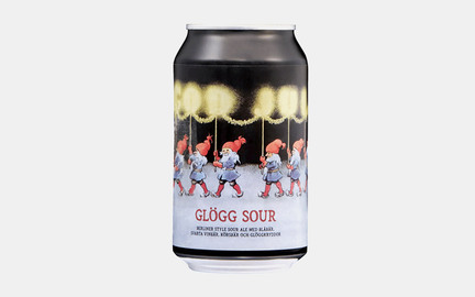 Glögg Sour - Juleøl fra Morgondagens | Beer Me