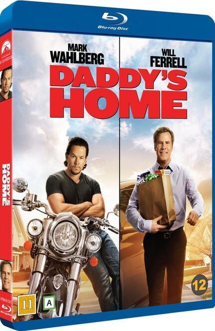 Daddys Home, Daddy's Home, Bluray, Movie