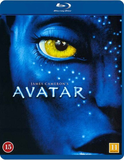 Avatar, Bluray, Movie, James Cameron