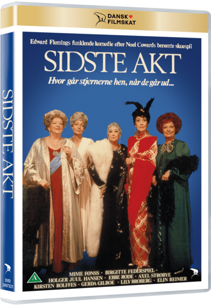 Sidste Akt, Dansk Filmskat, DVD, Movie