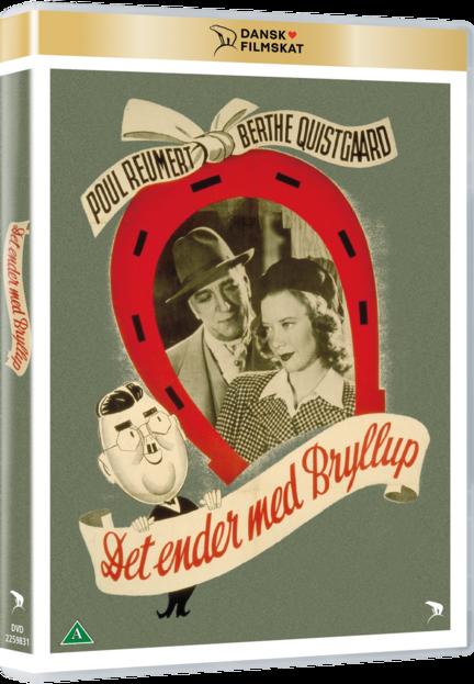 Det ender med Bryllup, Dansk Filmskat, DVD, Movie