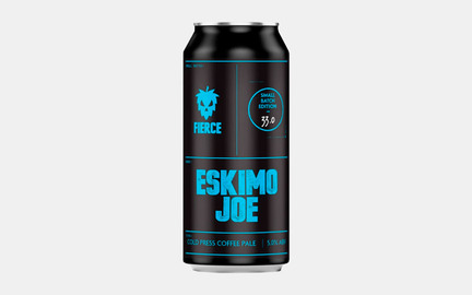 Eskimo Joe - Cold Press Coffee Pale fra Fierce